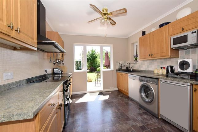 Thumbnail Semi-detached house for sale in Thorntons Farm Avenue, Romford, Essex