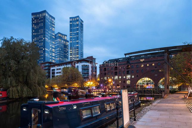 Thumbnail Flat to rent in South Tower, Deansgate Square, 9 Owen Street