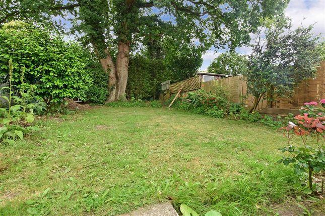 Rear Garden of Woods Hill Close, Ashurst Wood, East Grinstead, West Sussex RH19