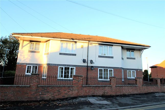 Thumbnail Flat to rent in Swanhill Mews, Pontefract