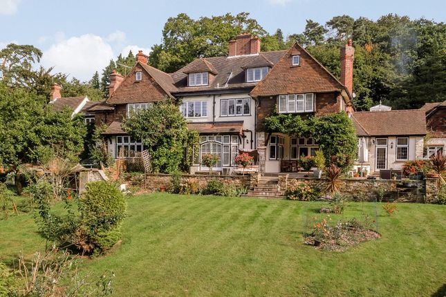 Thumbnail Semi-detached house to rent in Wood Lane, St. Georges Hill, Weybridge
