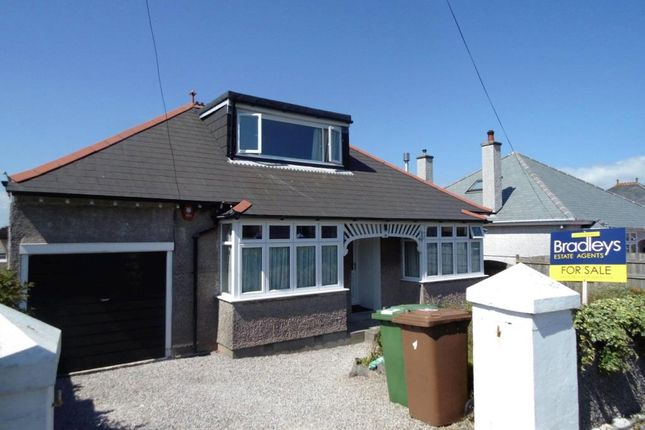 Thumbnail Detached bungalow for sale in Berry Park Road, Plymouth, Devon