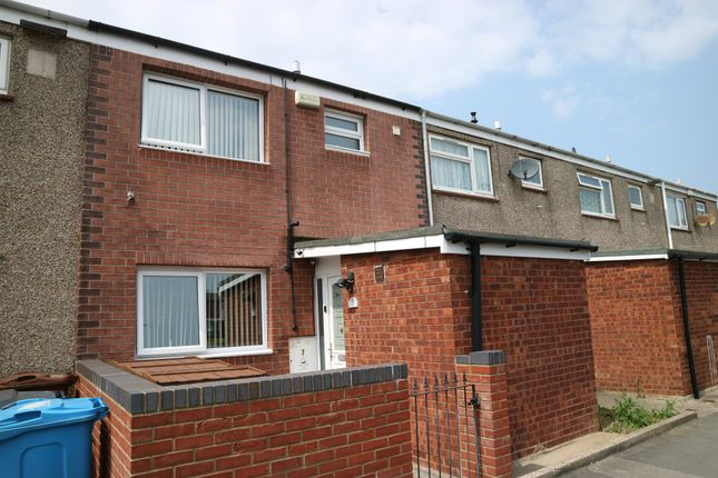 Thumbnail Terraced house for sale in West Parade, Hull, North Humberside