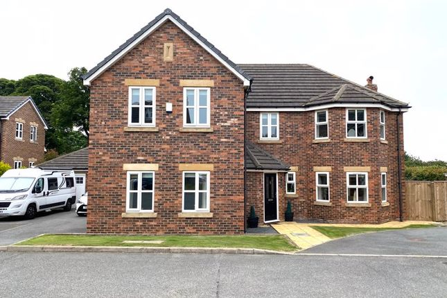 Thumbnail Detached house for sale in Oak Tree Drive, New Silksworth, Sunderland