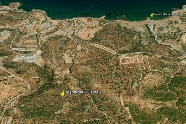 Thumbnail Land for sale in 51 Donums Arapkoy Land, East Of Kyrenia