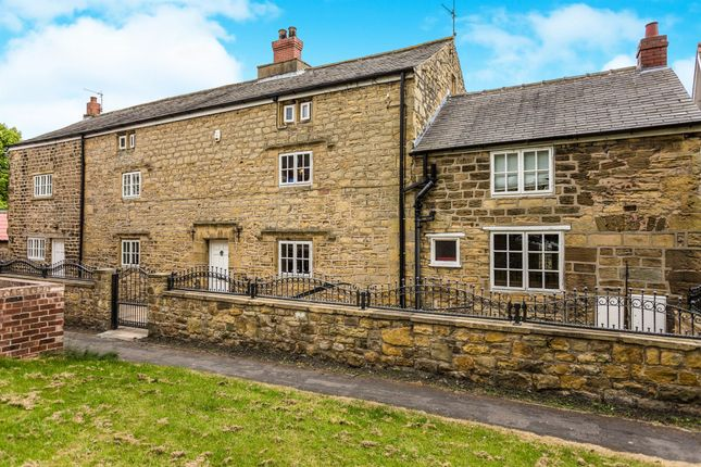 Thumbnail Farmhouse for sale in The Green, Barnburgh, Doncaster