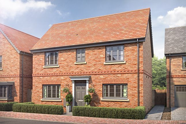 Thumbnail End terrace house for sale in Plot 32, Shepherds Mews, Shefford