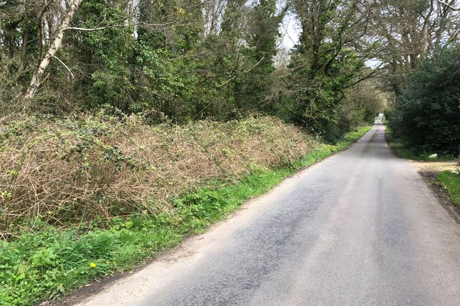 Thumbnail Land for sale in Barrow Hill Road, Hampshire