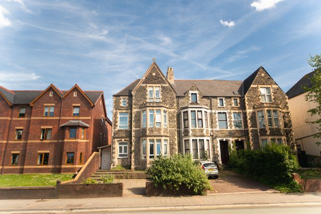 Thumbnail Flat for sale in Newport Road, Cardiff