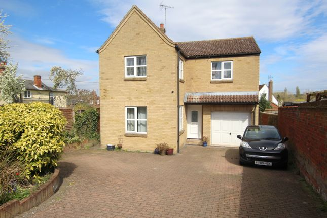 Thumbnail Detached house for sale in Sturmer Road, Kedington