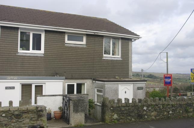 Thumbnail Semi-detached house for sale in St. Cleer, Liskeard, Cornwall