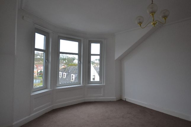 Thumbnail Flat to rent in Gateside Street, West Kilbride, North Ayrshire