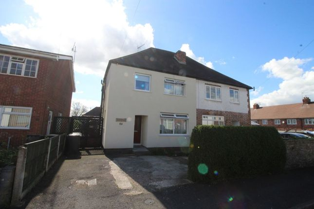 Thumbnail Semi-detached house for sale in William Road, Stapleford, Nottingham