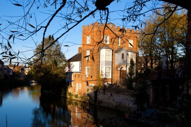 Thumbnail Town house to rent in Folly Bridge, Oxford