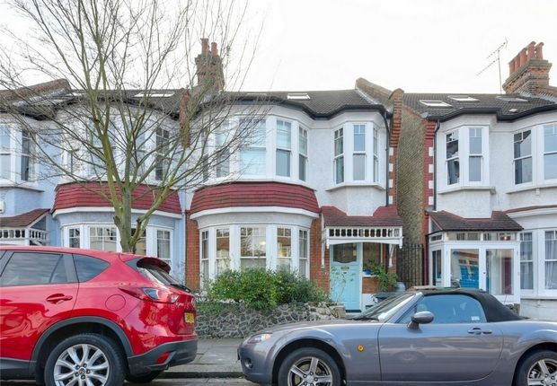 4 bed semi-detached house for sale in Lauradale Road, London N2