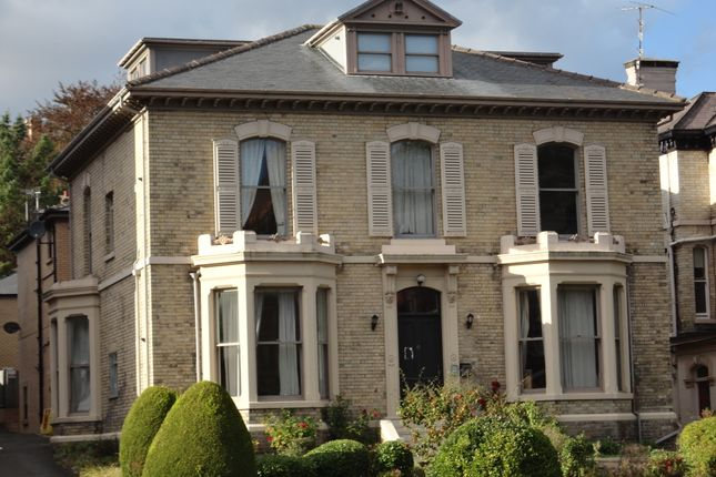 Thumbnail Flat to rent in 31 Valley Road, Scarborough