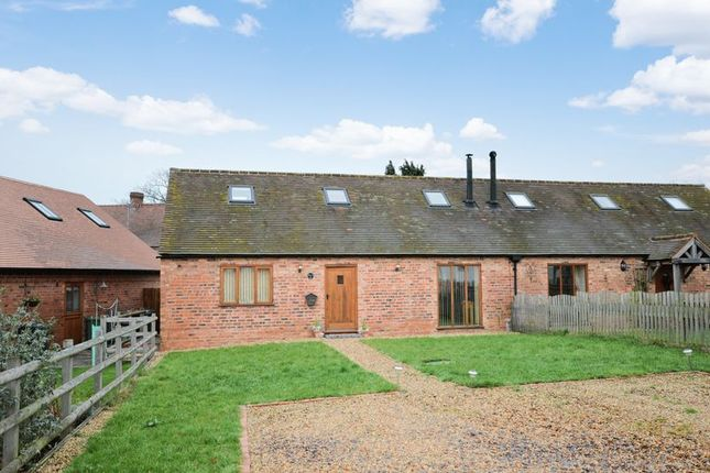 Thumbnail Barn conversion for sale in White Pump Farm, Ivetsey Bank, Stafford