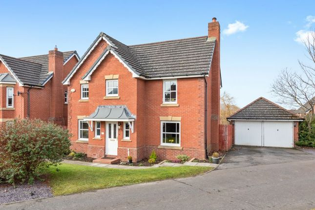 4 bed detached house for sale in 27 Matthews Drive, Newtongrange, Edinburgh EH22