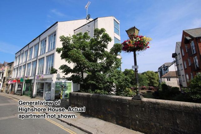 Thumbnail Flat for sale in New Bridge Street, Truro