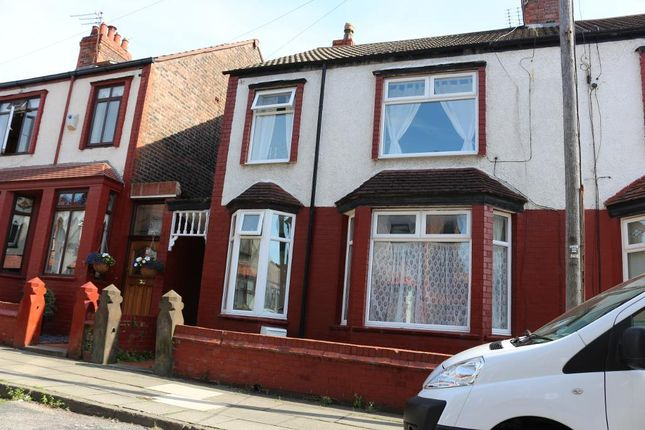 Thumbnail Flat to rent in Harthill Avenue, Allerton, Liverpool