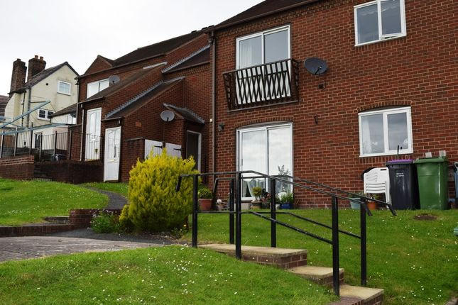 Thumbnail Flat for sale in Dove Court, Ironbridge, Telford, Shropshire