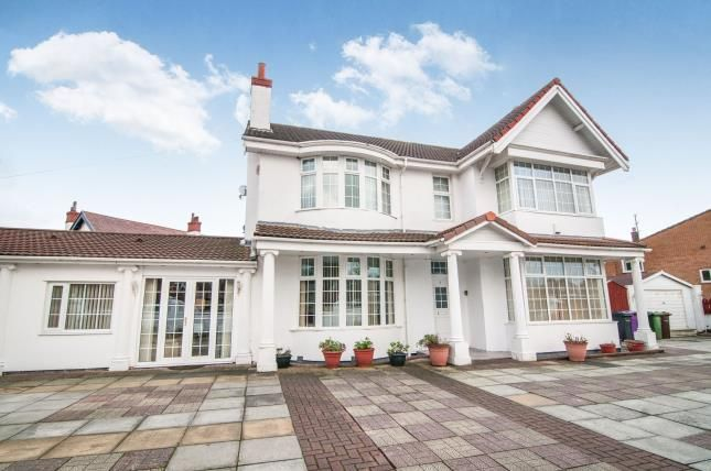 Thumbnail Detached house for sale in Burbo Crescent, Blundellsands, Liverpool, Merseyside