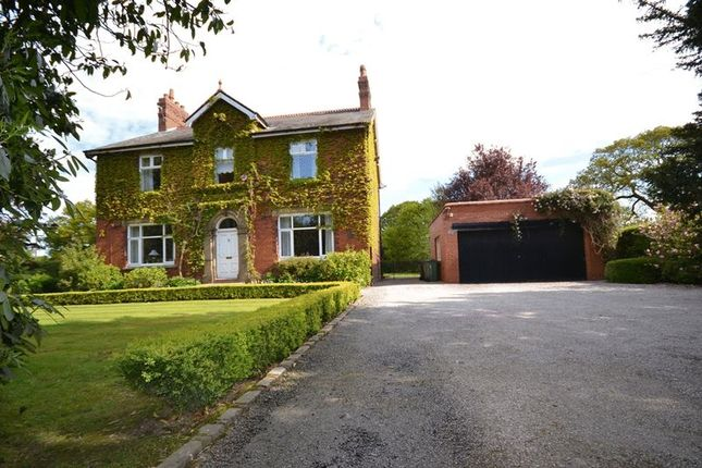 Thumbnail Detached house for sale in Roecroft House, Southport Road, Ulnes Walton