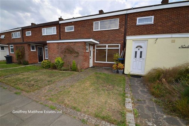 Thumbnail Terraced house for sale in Barn Mead, Harlow, Essex