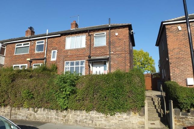 Thumbnail Town house to rent in Hall Road, Handsworth, Sheffield