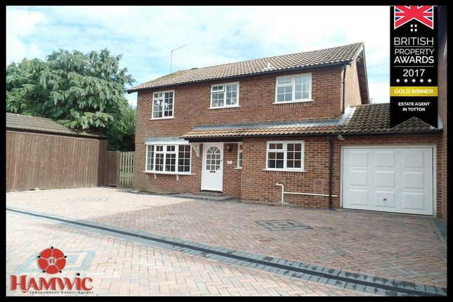 4 bed detached house for sale in Malthouse Gardens, Marchwood