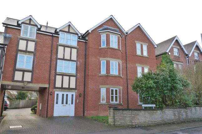 1 bed flat to rent in Cantilupe Mews, Cantilupe Road, Ross-On-Wye HR9