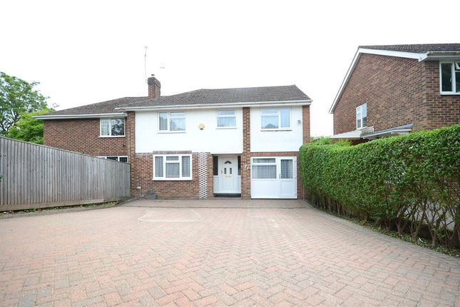 4 bed semi-detached house for sale in Fairford Road, Tilehurst, Reading