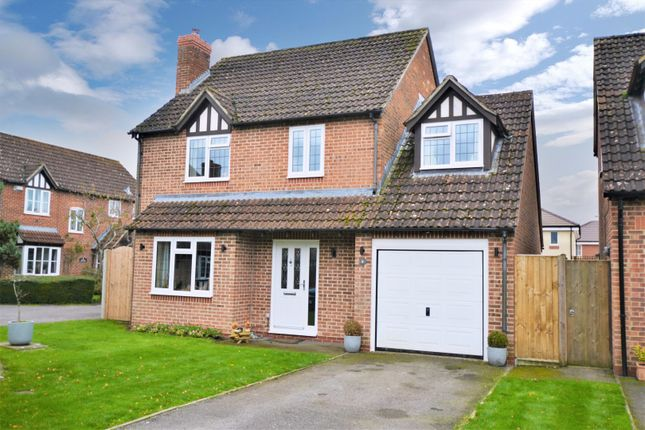 Thumbnail Detached house for sale in Queens Close, Ludgershall, Andover