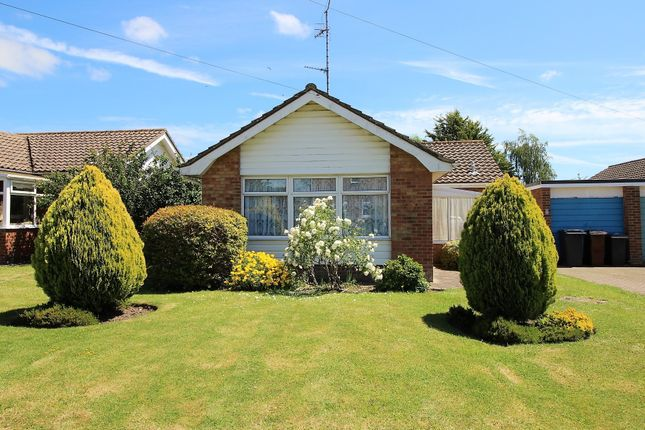 Thumbnail Detached bungalow for sale in Gosford Way, Polegate