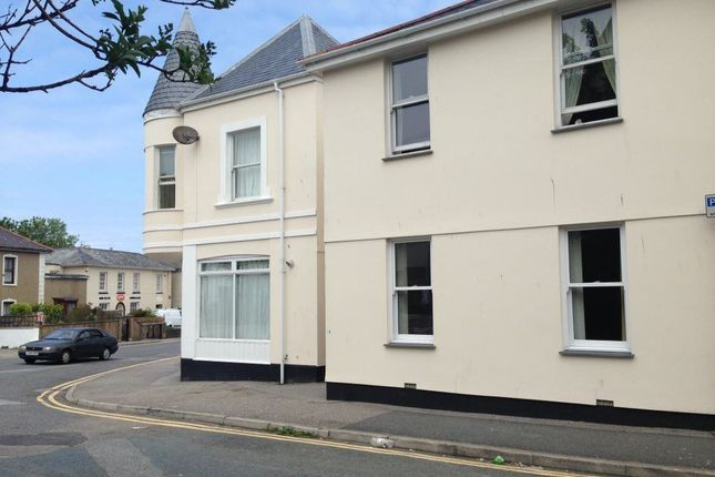 Thumbnail Flat to rent in Basset Street, Camborne