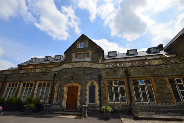 Thumbnail Flat for sale in The Manor, Talygarn, Pontyclun