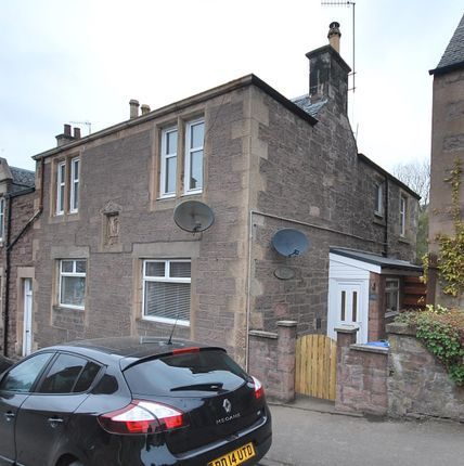 Thumbnail Flat for sale in Lodge Street, Crieff
