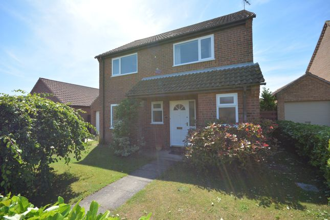 Thumbnail Detached house for sale in The Parklands, Carlton Colville, Lowestoft