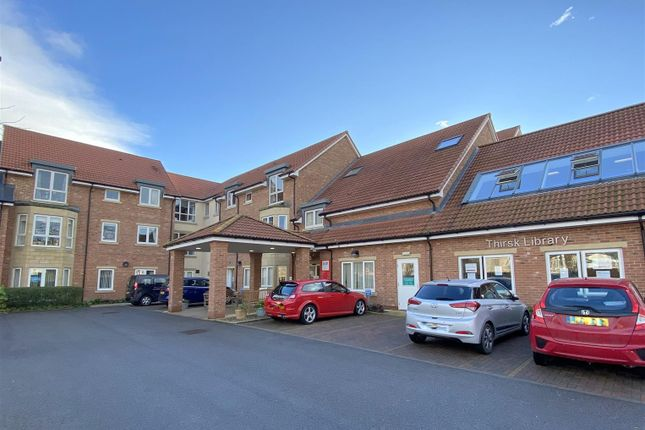 2 bed flat for sale in Chapel Street, Thirsk YO7