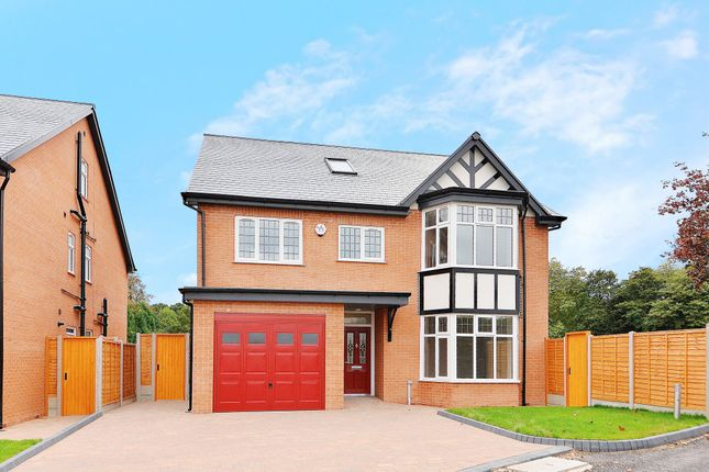 Thumbnail Detached house for sale in Plot 3 Greenland Gardens, Greenland Road, Selly Park