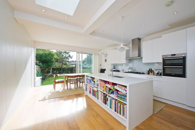 Thumbnail Detached house for sale in Dalgarno Gardens, North Kensington, UK