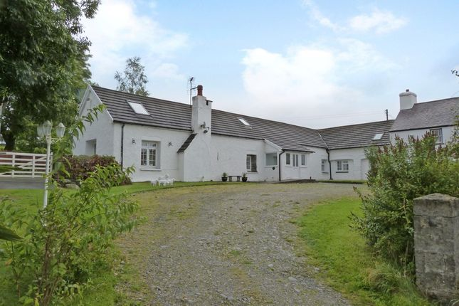 Thumbnail Barn conversion for sale in Ystrad Meurig