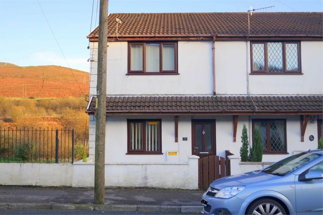 Thumbnail Semi-detached house to rent in Bangor Terrace, Maesteg, Mid Glamorgan