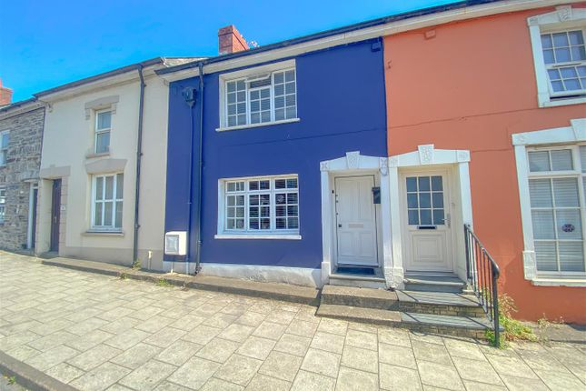 Thumbnail Town house for sale in North Road, Cardigan