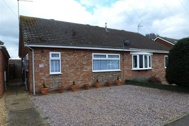 Thumbnail Bungalow to rent in Otago Road, Whittlesey, Peterborough