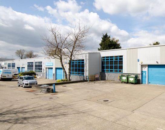 Thumbnail Industrial to let in Units 8, 9 & 10 Sevenoaks Business Centre, Crampton's Road, Sevenoaks