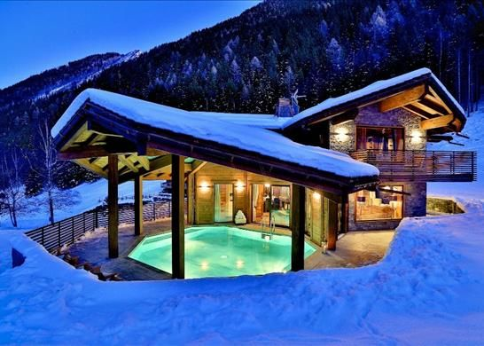 Thumbnail Detached house for sale in Chamonix, France