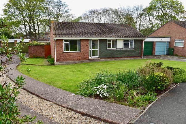 Thumbnail Detached bungalow for sale in Parmin Way, Taunton