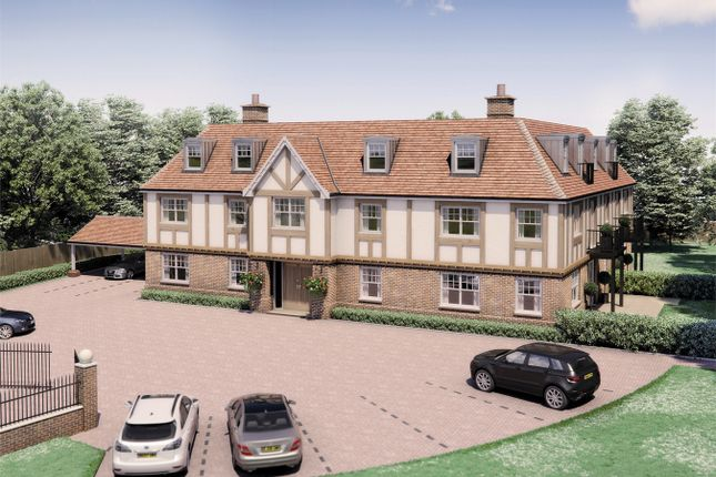 Thumbnail Flat for sale in Cromwell House, Box Lane, Boxmoor, Hemel Hempstead