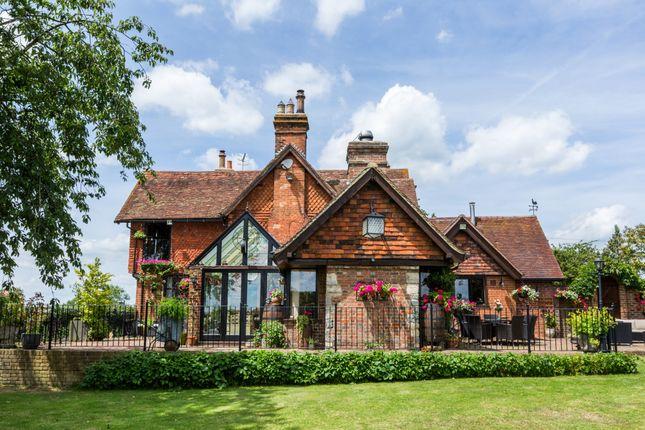 Detached house for sale in Four Elms, Edenbridge